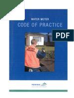 Water Meter Code of Practice