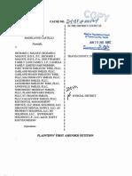 Castillo Qui Tam Lawsuit