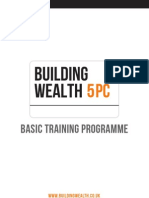 Final 3 Day Brochure New Building Wealth