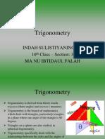 Trigonometry INDAH