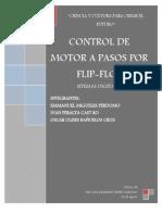 Motor a Pasos Reporte