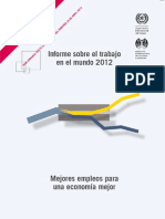 Informe Trabajo 2012