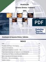 Curso Impostos II Auditoria 04dez2003