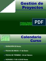 1 Introducción Calendario Project 2010