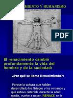 Renacimiento y Humanismo CCP2007