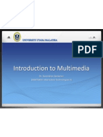 1 Intro Multimedia