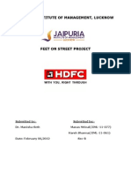 Hr Project(Hdfc)