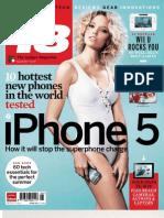 T3 Magazine UK August 2012