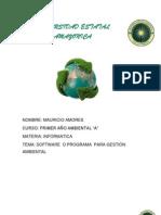 INFORMATICA Programas Software