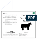 market steers