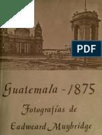 Guatemala 1875 Fot 00 Luis Gu At