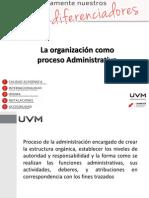 Tema 4. Organizacion