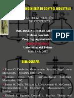 Instrumentation Course - IntroduccionUdi