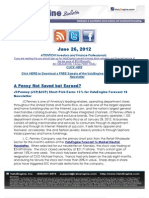 JCPenney (JCP,$JCP) Short Pick Earns 13% for ValuEngine Forecast 16 Newsletter