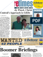 Mature Times - June 2012