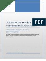 Software Para Contaminacion Ambiental