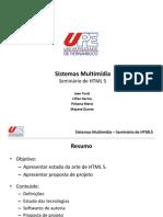 Sm Seminario HTML5