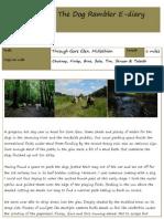 The Dog Rambler E-diary 26 June 2012