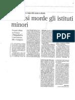 Plus24 Sole24Ore _ Crisi e istituti minori _ 27Dic2008