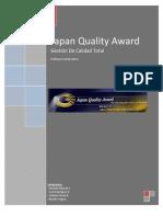 Japan Quality Award