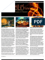 In Pursuit of Holy Fire Message