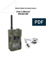 MG582-8M User's Manual