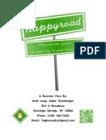 Happyroad Business Plan