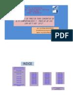 Comparativa Precios Directos Concreto y Aditivos 2012