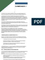 Terapia farmacológica DM2 PUC