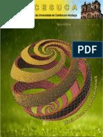 Capa de Revista Educacional - Dinâmicas Organizacionais