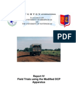 DCP Testing for Low Cost Rural Roads