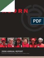 ACORN 2006 Annual Report