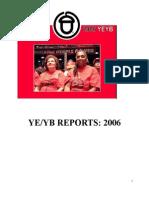 ACORN Year End - Year Begin 2006 Report