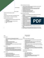 EDU 3110 Revision