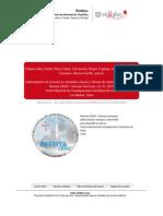 Carbonatación de concreto en atmósfera natural y cámara de carbonatación acelerada