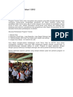 Program Transisi Tahun 1 2012