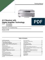 AV Receiver With Digital Amplifier Technology STR-DA5000ES, STR-DA3000ES, STR-DA2000ES Diagnostics and T