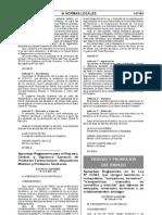 REGLAMENTO DE ESTABLECIMIENTOS FARMACEUTICOS - DS-014-2011-SA.
