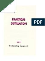 Distillation, Unit 3