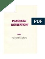 Distillation, Unit 5