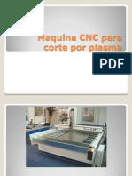 Maquina Corte Por Plasma CNC