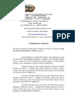 JUSTIÇA ARBITRAL - PROCESSO FORTALEZA 2