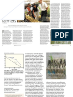 RT Vol. 5, No. 4 From genes to farmers' fields