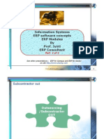 ERP introduction of 32 Modules - 2/2 - with video - This Presentation is a good reference for various key functions managers, such as accounts, purchase, sales, production, etc - It is not just a Presentation but also a companion for corporate commandos