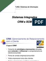Aplicativos Integrados CRM e SCM