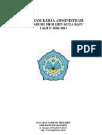 Program Administr as i 2010