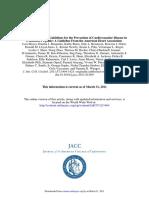 Aha 2011 Guidelines for Prevention Cvd