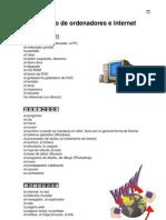 Vocabulario de Ordenadores e Internet