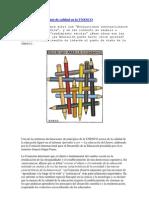 Evolución del concepto de calidad en la UNESCO