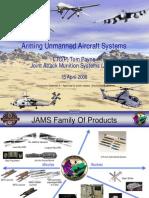 Arming UAV